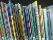 Image for Spines of Children's books