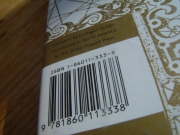 Image for Barcode and ISBN
