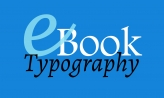 Image for eBook Typography at the London Book Fair 2013