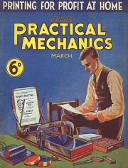Image for Practical Mechanics March 1937