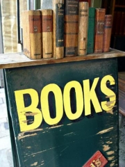 Image for Book shop. Wooden Books