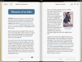 Image for Skeuomorphic eBooks - do you miss them?