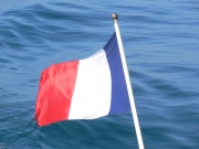 Image for French Flag and sea