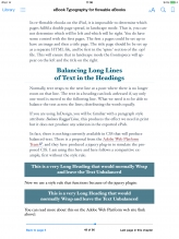 Image for Balancing Long Lines in Headings