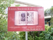 Image for Antiquarian bookshop near Sommaire on the Canal du Midi