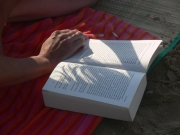 Image for Reading on the Beach