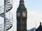 Image for Big Ben and Spiral Stairs
