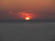 Image for Sunset seen from Mallorca