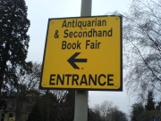 Image for Antiquarian sign