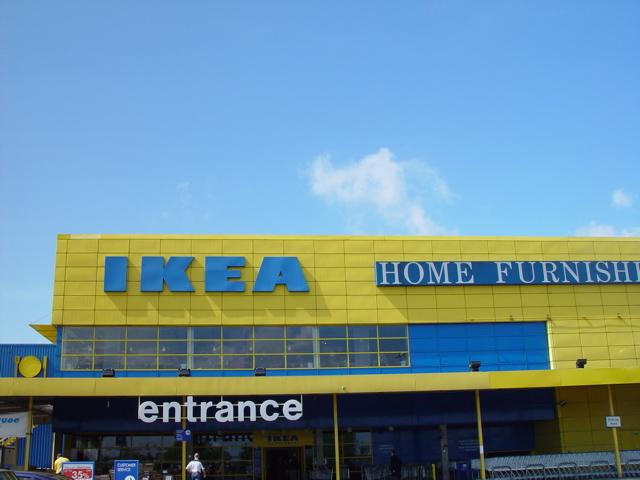 Ikea birmingham for Ikea driving directions