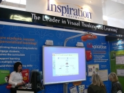 Image for Inspiration stand at BETT 07
