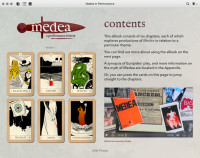Image for Medea, a performance history